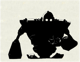 The Iron Giant by RiffMusicPony