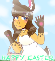Happy Easter Day! by bunnynana1