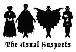 The usual Suspects - Vampires by b-maze