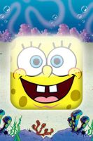 iPhone SpongeBob wallpaper by ioanniskar