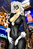 Black Cat 2 by Daikon by Mythical-Mommy