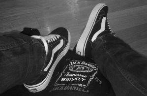 My New Vans by ImmortalEmotion