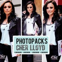 PhotoPack Cher Lloyd #1 -LunixMoon by LunixMoon