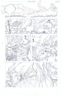 Page 1 Pencils Grimm Universe #3 by aminamat