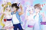 sailor moon - always with you by zelldinchit