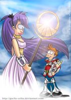 ...SaInT FuTuRaMa... by GACHY-CELTA
