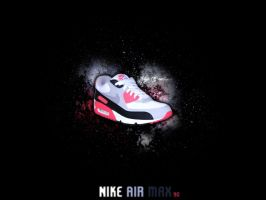 Nike Air Max 90 by Incirci