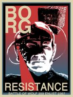 Borg Resistance by AWESwanky