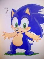 Sonic the Hedgehog by AzumiAngel