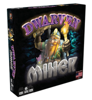 Dwarven Miner Box Cover by GrantWilson