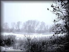 Land of Coldness by MarianneHviid