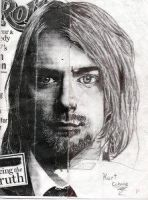 Kurt Cobain by IrrelevantTheme