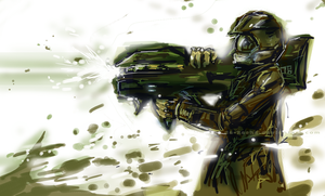 Halo 3:ODST - Dutch by nnaj