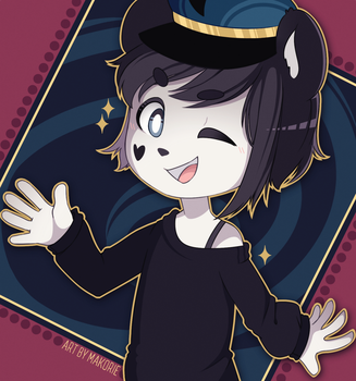 [Ken Ashcorp] Panda Girl by Makorie