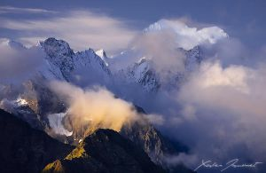 The head in the clouds by XavierJamonet