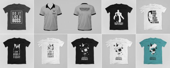 HMJM 1516 Shirts by Michalv