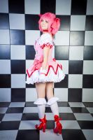 Tiny magical girl Madoka by Blairchik