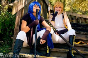 Vocaloid: Laughter is Key by DeisCostumeCloset