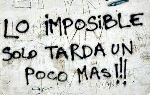 Lo Imposible by dominicky