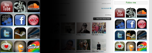 Icons for LastFm by jonnysonny