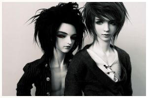 bad bromance by hiritai