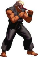 Mr Karate in KOF XII Style by RaYandKati