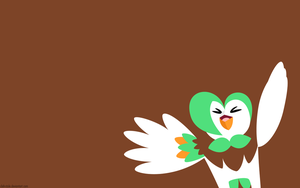 Dartrix Wallpaper