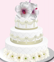 Wedding Cake by Kagome2937