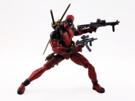 Deadpool 1 by AnthonysCustoms