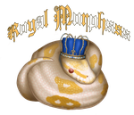 Royal Morphsss Logo (minor edit) by KazurramahStudios