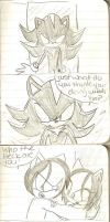 Shadow the Hedgehog pt3 pg6 by SammySmall