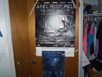 My Axel Rudi Pell posters! by Crush40Queen