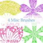 GIMP Misc Brushes by nejika by Project-GimpBC