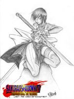 Samurai Showdown 7 by dsd-gino