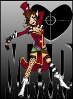 Mad Moxxi by BillJersey
