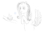 Small Wonders (sketch) by WovenTales
