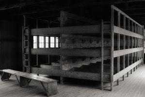 Konzentrationslager Dachau IV by touch-the-flame
