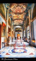 Grandmaster Palace on Malta 2 by calimer00