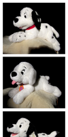 102 Dalmatians Disney Store Plush Trio by The-Toy-Chest