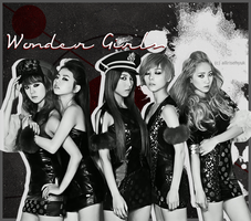 wonder girls. by AllRiseHyuk