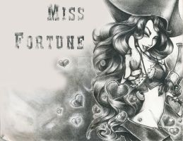 Miss Fortune by MushroomCat