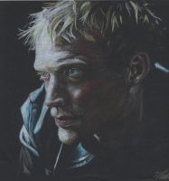 paul bettany, in black by cinnamonmints