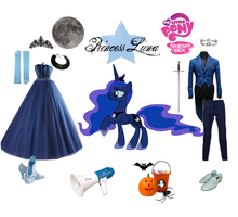 Luna plyvore set by mexicangirl12
