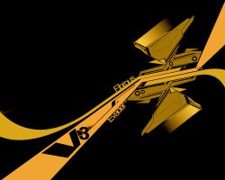 Fibrous Evader v3 - Yellow by o-doyle