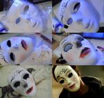 The Purge Anarchy Mask - Wip by SayosCosplays