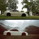 Nissan 200SX S14 Zenki (Before-After) by ColdF
