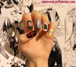Tsubasa RESERVoir CHRoNiCLE Nails by MoPotter