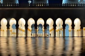 Grand Mosque II by suffer1