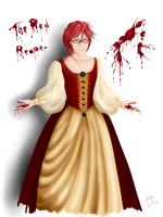 The Red Reaper by Bruja6665