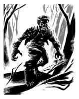 Twart - The Wolfman by ronsalas